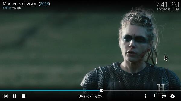 How to Watch Vikings Season 5 on Kodi Krypton 17 6