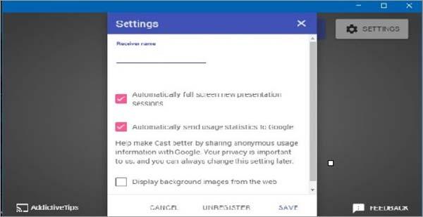 Transform-your-computer-to-Kodi-Chromecast-Receiver
