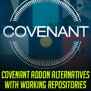 Colossus Repo and Super Repo Shutdown – Find Covenant in Kodil Repository