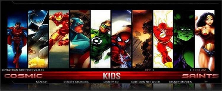 Best-Kodi-Builds-Comic-Saints