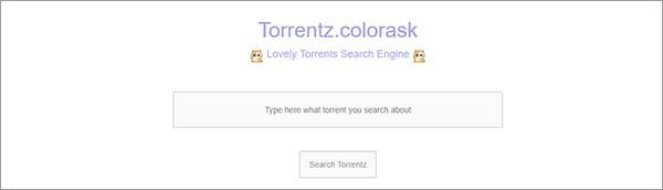 Torrentz-Colorask-Search-Engine