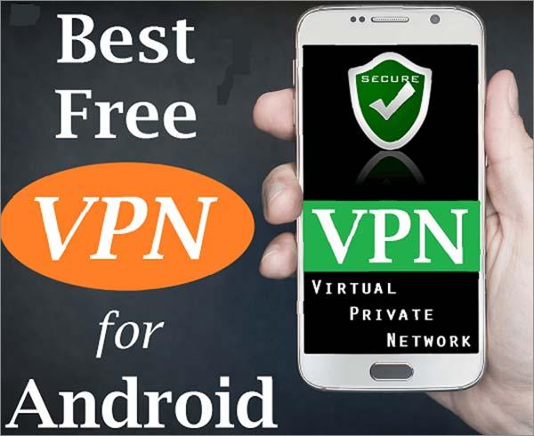 最好的免费vpn应用程序为Android