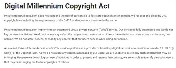 DMCA-PIA-Review