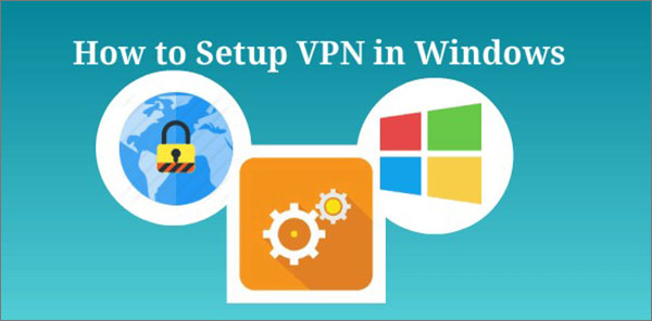 How to Setup VPN in Windows XP