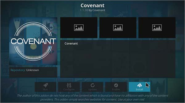How-to-install-covenant-with-All-Eyes-on-Me-Repository-Step-6