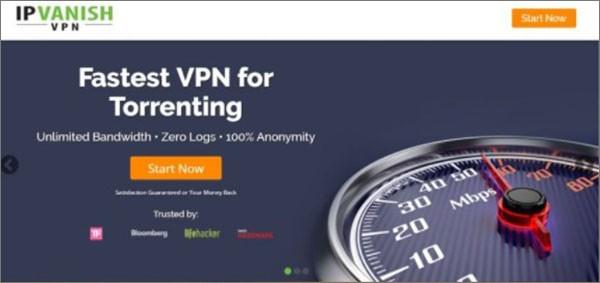 IPVanish-for-Torrenting