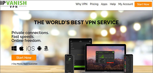 IPVanish Japan VPN