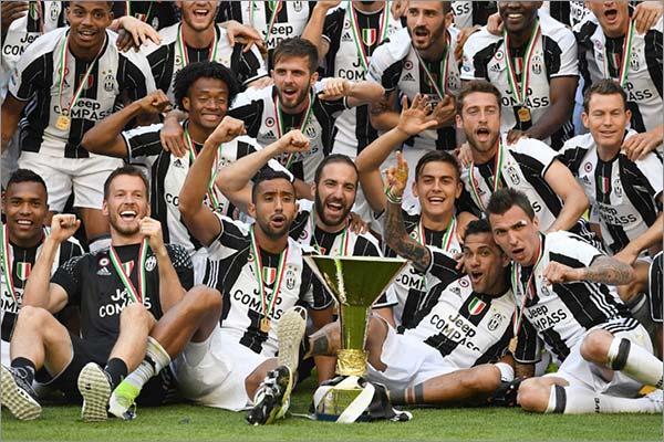 Juventus-Winners