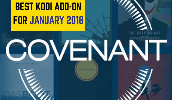 Most Popular Kodi Addon of January 2018