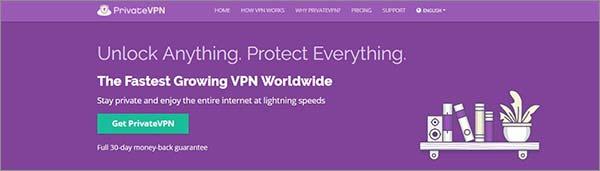 PrivateVPN-for-Digital-Nomads