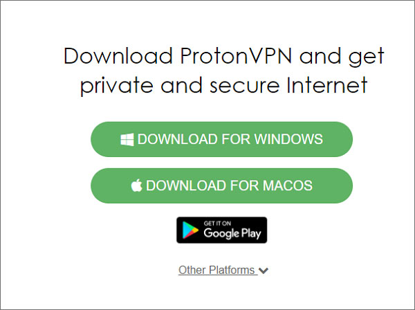 ProtonVPN Review 2019 – Fast, Free and Unlimited VPN