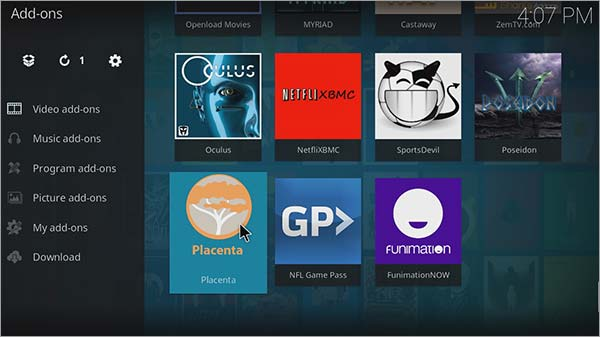Step-9-How-to-install-placenta-on-Kodi-
