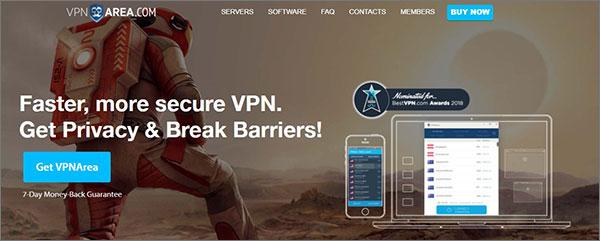 VPNArea-Dédié-IP-VPN
