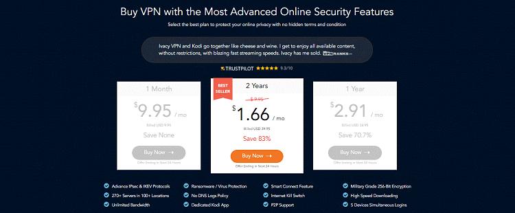 meilleur-VPN-pour-la-France-Ivacy