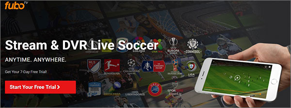 Fubo TV for Bundesliga Coverage