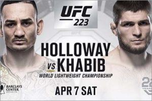 Stream UFC 223 on Kodi: Holloway vs Khabib Live