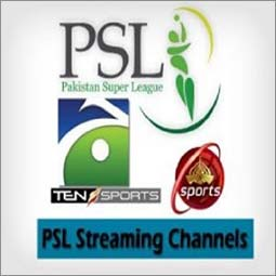 How to Watch PSL Season 3 Live Online from Anywhere of 2018