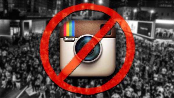 Instagram在中国被封锁了吗?