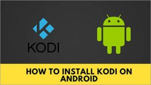 How to Install Kodi on Android on Kodi krypton 17.6