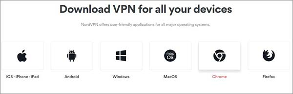 NordVPN-Supported-devices