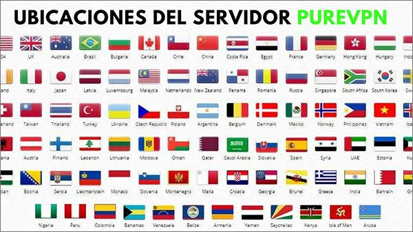 Ubicaciones-del-servidor-PureVPN