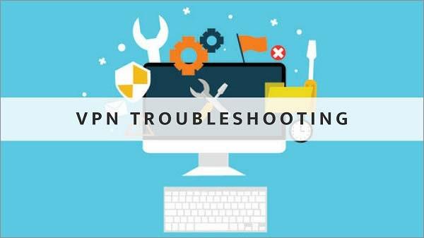 一般故障排除提示VPN为FireStick