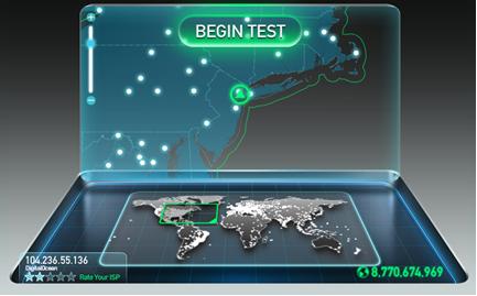 绕过ISP节流享受高速互联网速度