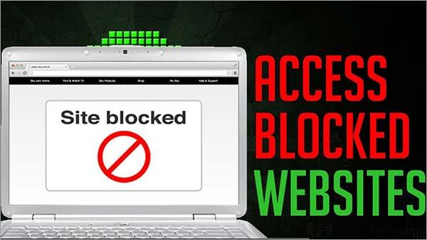 访问被ISP封锁的网站