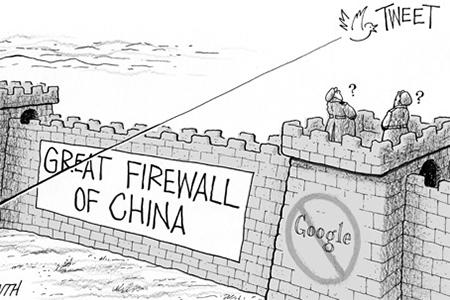 通过最快的VPN服务解封中国的防火墙