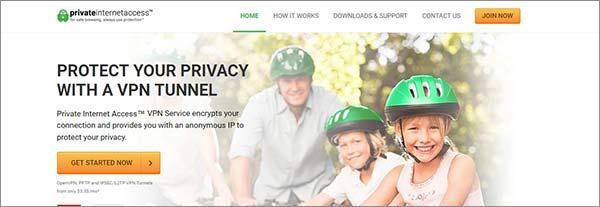 Acceso privado a Internet Mac VPN