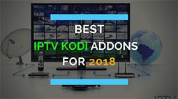 IPTV Kodi 17 6   11 Best IPTV Kodi Krypton Addons for 2019