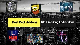 115 Best Kodi Addons for *May 2018* 100% Working List for Krypton 17.6