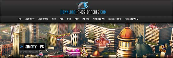 download games for pc from torrent