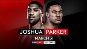 How to Watch Joshua vs. Parker Fight Live Online from Anywhere