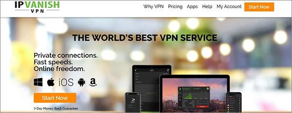 IPVanish作为绕过ISP拥塞问题的VPN