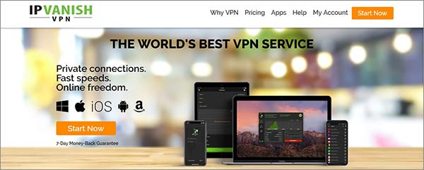 IPVanish con Mac VPN Client