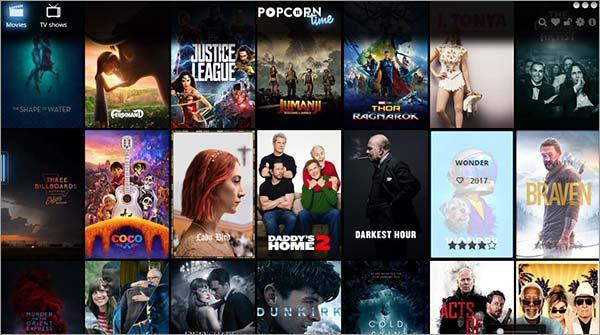 Popcorn-Time-App