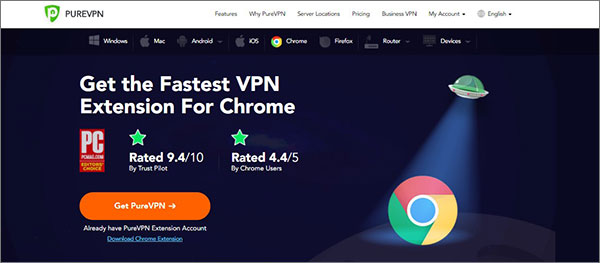 PureVPN-Browser-Extension-for-Chrome