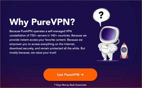 Best Net Neutrality VPN