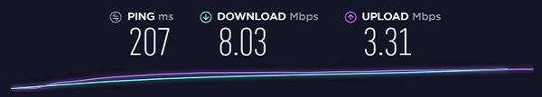 Speed-Test-Bulgaria-Server
