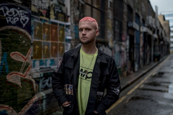 The Whistleblower Christopher Wylie