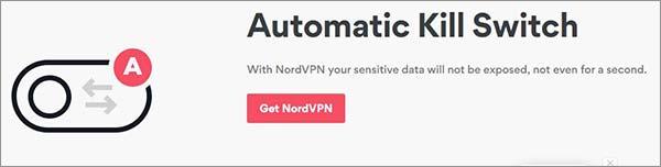 nordvpn杀死开关