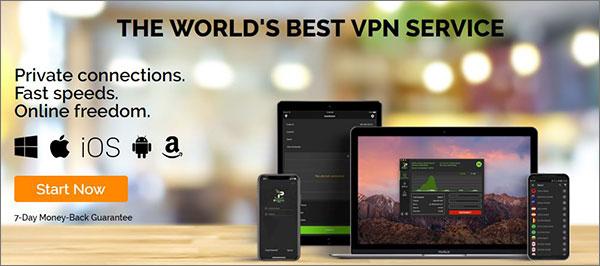 Best VPN for Calling IPVanish