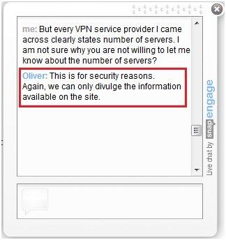ExpressVPN Chat en vivo 3