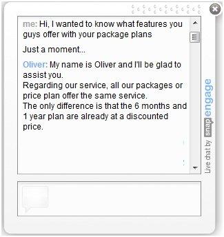 ExpressVPN Chat en vivo