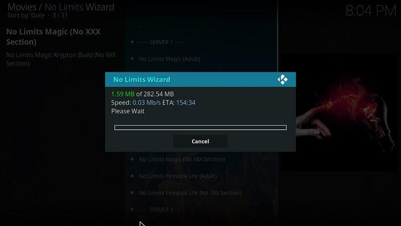 How-to-Install-No-limits-Magic-Build-Kodi-Step-12