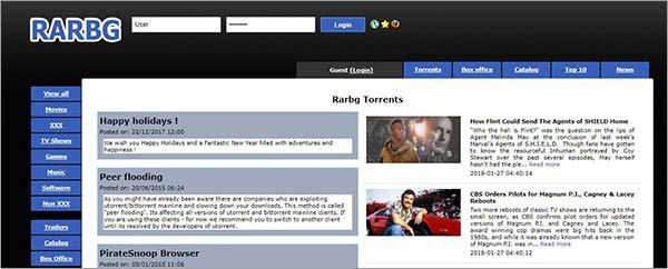 RARBG-torrent