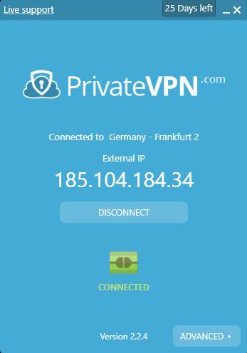 privatevpn 4