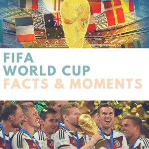FIFA World Cup Interesting Facts & Memorable Moments-Stream FIFA Live
