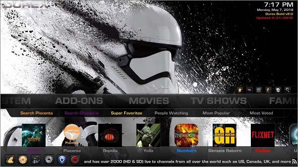 How-to-Install-Durex-Build-Kodi-Live-TV-addons